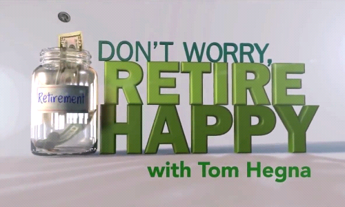 Another Live Event with Tom Hegna!