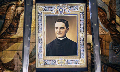 Blessed Michael McGivney Beatified