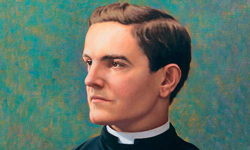 Christmas with Blessed Michael McGivney